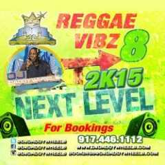 REGGAE VIBZ 8: 2K15 NEXT LEVEL